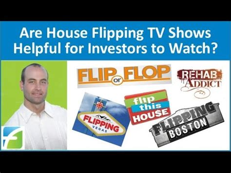 home to flip tv show are house flipping tv shows helpful for investors to watch