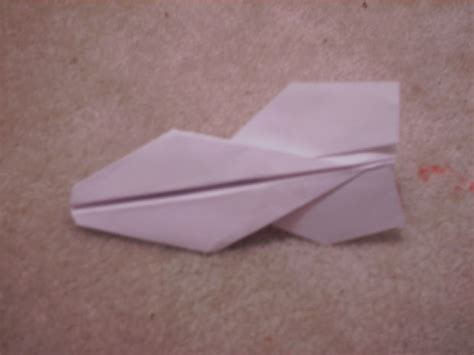 How To Make The Boomerang Paper Airplane - boomerang paper airplane