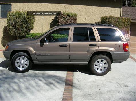 2001 Jeep Laredo 2001 Jeep Grand Laredo Sport Utility 4 Door 4 0l