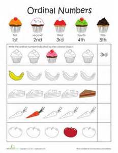 1000 ideas about ordinal numbers on pinterest math