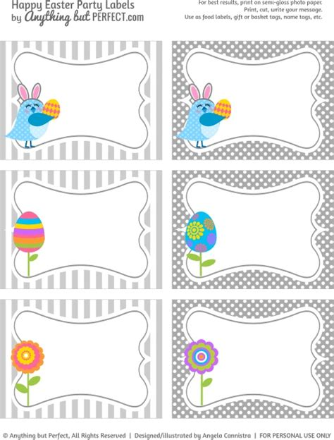 printable easter label easter labels by anythingbutperfect com printable labels