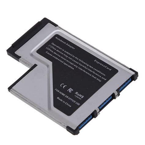 usb with ss 4x 3 usb 3 0 express card 54mm pcmcia express card