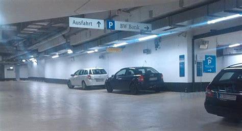 www bw bank stuttgart parkhaus bw bank stuttgart parken in stuttgart