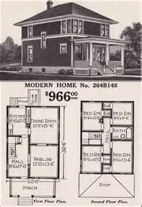 American Foursquare House Plans An American Foursquare Story Brass Light Gallery S Blog