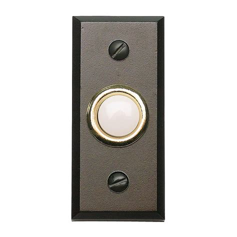 Door Bell Buttons by Atlas Homewares Db644 Mission Bell Doorbell Button Atg
