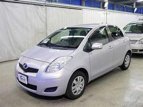 Toyota Vitz 2010 Review Toyota Vitz 2010 Reviews Prices Ratings With Various