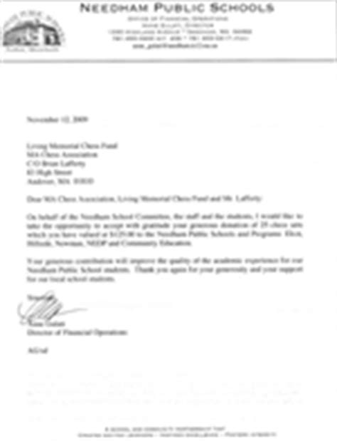 Donation Letter On Behalf Of Deceased The Living Memorial Chess Fund Lmcf