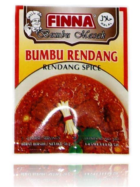 Finna Bumbu Lodeh pt sekar laut tbk products finna bumbu rendang