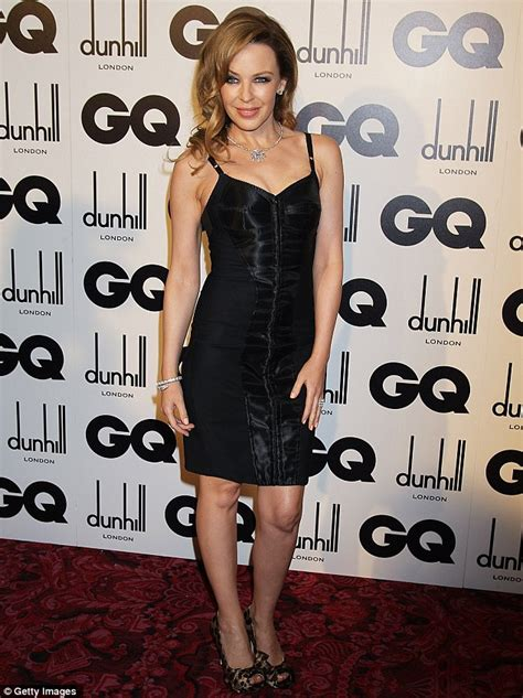 Minogue Says That She Likes Big Black Snarky Gossip 2 by Gq Of The Year 2011 Award Winners Markmeets