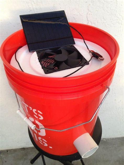 gallon bucket air conditioner diy