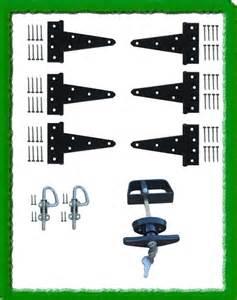 shed door hardware kit for shed doors