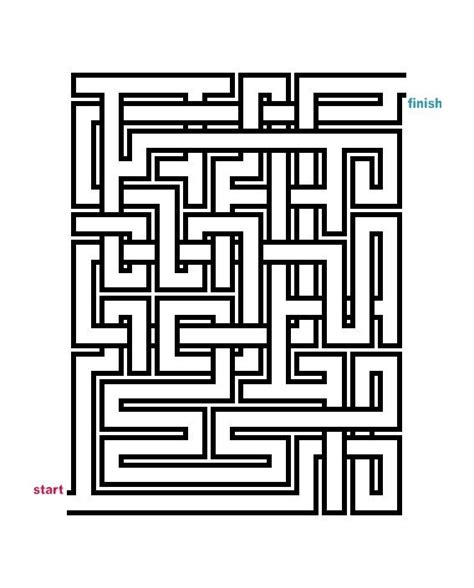 printable maze creator 50 best images about laberinto on pinterest maze