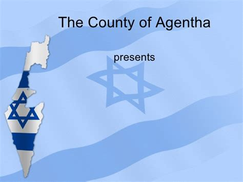 Israel Map Powerpoint Presentation Template Map Powerpoint Template Israel Powerpoint Template