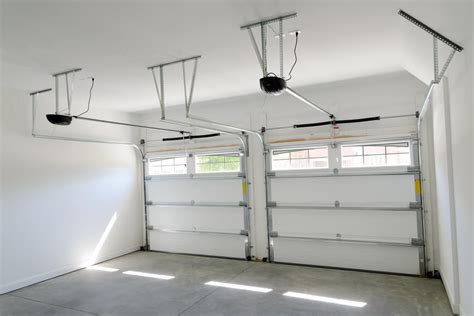 garage zwischendecke einziehen der elektrischer garagen 246 ffner