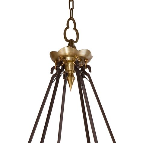 Artisan Chandelier Artisan Kylemore Ring Chandelier Crenshaw Lighting