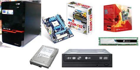 Rekomendasi Laptop Gaming Terbaik Hp by Rekomendasi Komputer Pc Gaming Rakitan Terbaik Murah