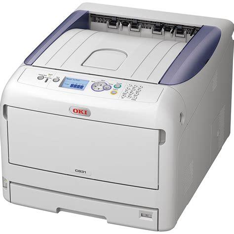 Printer Laser Oki oki c831dn color laser printer 62441004 b h photo