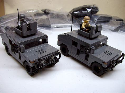 lego army humvee lego humvee a photo on flickriver
