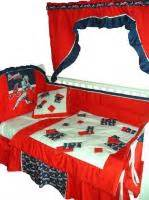 atlanta braves crib bedding custom made baby nursery crib bedding set made with