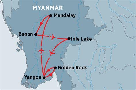 magical myanmar peregrine adventures