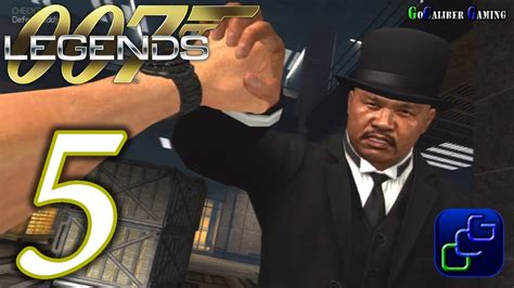 007 legends oddjob goldfinger 007 legends walkthrough gameplay part 5 goldfinger fort knox agent oddjob fight youtube
