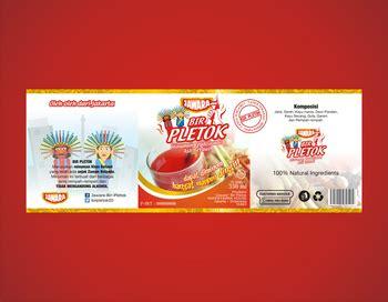 design booth minuman gallery desain label untuk minuman khas betawi bir pletok