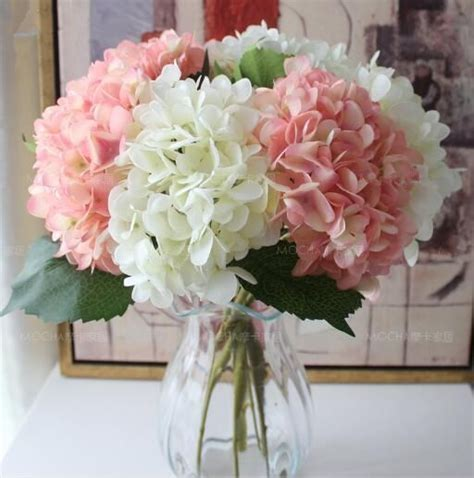 Best 25  Artificial hydrangeas ideas on Pinterest