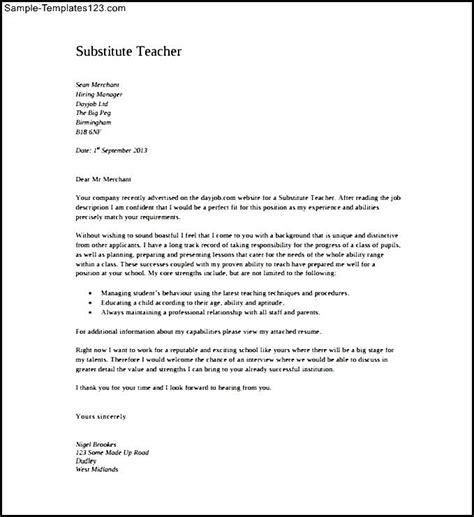 cover letter format pdf substitute cover letter pdf format free