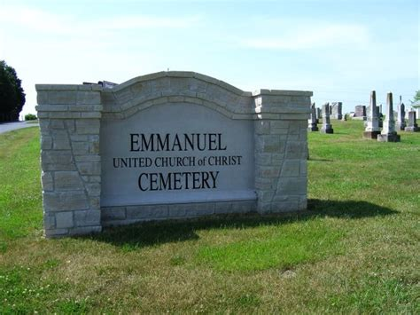 Charles County Records Emmanuel Cemetery Charles County Missouri