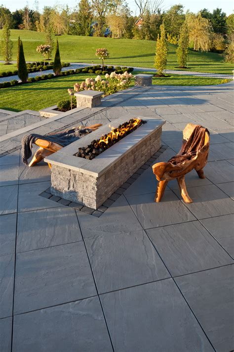 superb propane fire pits  patio traditional  build