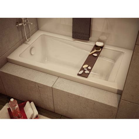 Rona Bathtubs by Quot New Town Quot Drop In Bathtub Left Drain Rona
