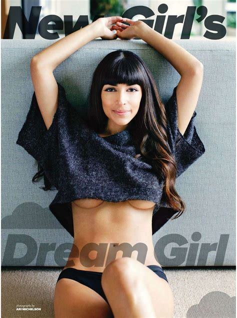 Aguilera Smokin On Maxim by Zooey Deschanel Fhm Top 100 6k Pics