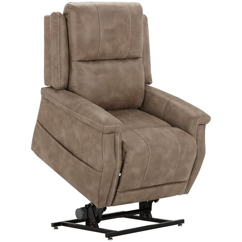 power lift recliners sale city furniture jude dk taupe microfiber power lift recliner