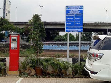 Rompi Motor Rp8 metro pro kontra wacana tarif parkir progresif di rptra ka