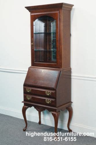 queen anne desk with hutch 301 moved permanently
