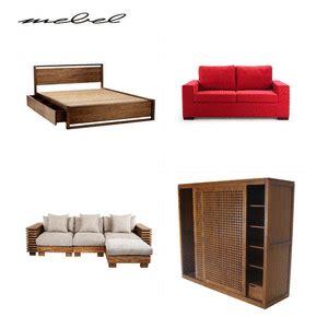 aplikasi kayu jati pada furniture rumah d sign sentuhan islamic pada interior rumah minimalis modern