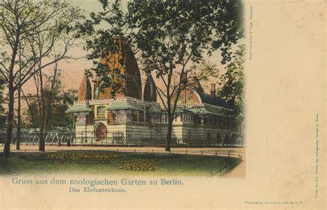 Zoologischer Garten Charlottenburg by Berlin Charlottenburg Berlin Zoologischer Garten