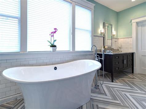 bathtub in the floor 10 favorite bold tile floors glitter inc glitter inc