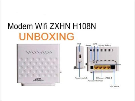 zte zxhn hn  unboxingrouter wifi youtube