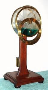 Antique Looking Desk C 1975 George Dorne S Clepsydra Or Water Clock