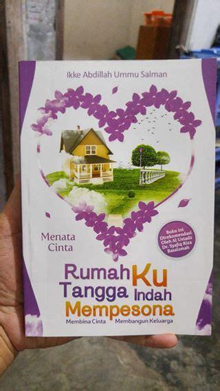 Rumah Tanggaku Indah Mempesona buku rumah tanggaku indah mempesona toko muslim title