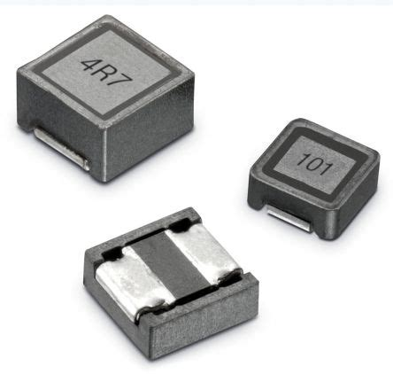 wurth shielded inductor 74406043331 wurth we lqfs series type 4828 shielded wire wound smd inductor 330 μh 177 20 wire