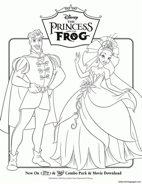 coloring pages of the frog prince frog prince coloring page coloring home