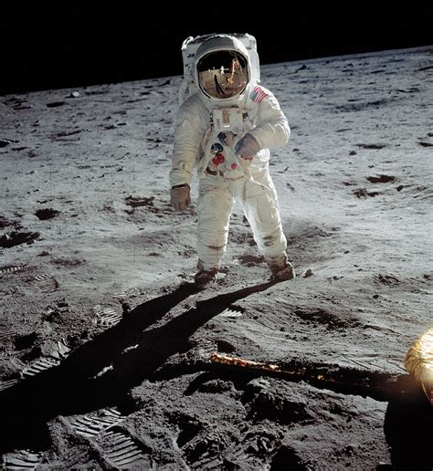 neil armstrong first man on the moon on vimeo a man on the moon 100 photographs the most influential