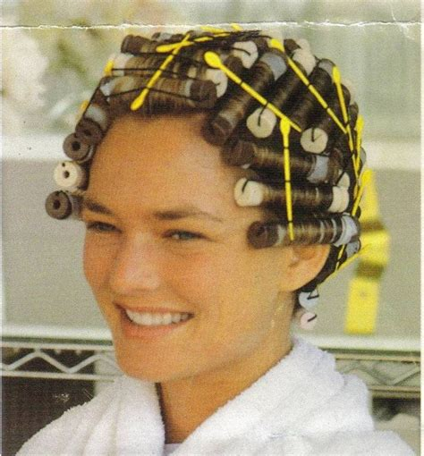 stories of men setting men in curlers 730 best perm images on pinterest