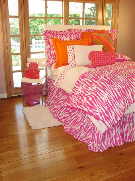 pink zebra home decor hot pink zebra bedding interiordecorating