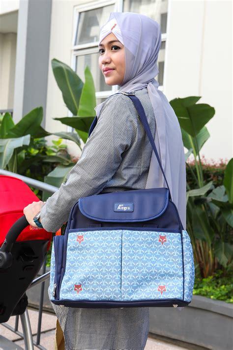 Lunch Cooler Bag Tas Bekal Tahan Panas Dan Dingin allegra tas stylish dan fungsional smartmama