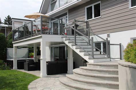 re de patio en aluminium terrasse re aluminium verre paysages rodier