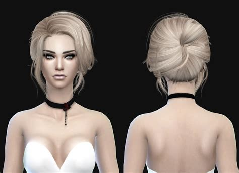 cc hair for sism4 coupe de cheveux sims 4 lauren howard blog