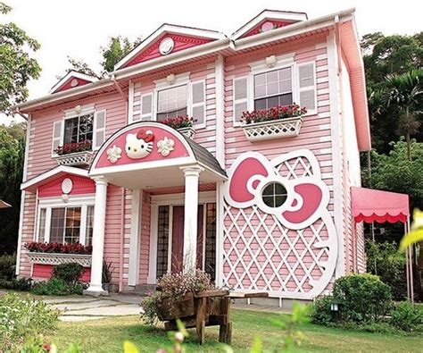 hello kitty mansion hello kitty sweet hello kitty house